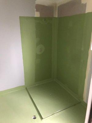 brisbane bathroom waterproofing